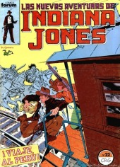 P00022 - Indiana Jones nº22 .howtoarsenio.blogspot.com