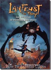 P00007 - Lanfeust de Troy  - Los petaurios se esconden para morir.howtoarsenio.blogspot.com #7
