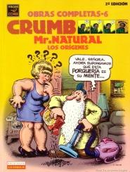 P00006 - Robert Crumb  - Mr Natural los origenes.howtoarsenio.blogspot.com #6