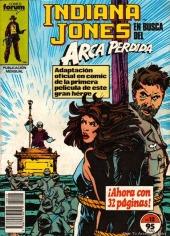 P00012 - Indiana Jones nº12 -En busca del Arca Perdida  .howtoarsenio.blogspot.com #2