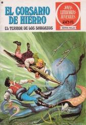 P00027 - 27 - El Corsario de Hierro  Serie Roja.howtoarsenio.blogspot.com #27