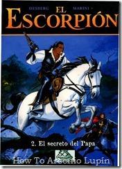 P00002 - El Escorpion  - El Secreto Del Papa.howtoarsenio.blogspot.com #2
