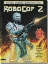 P00025 - Robocop II Adaptación Oficial de la Pelicula.howtoarsenio.blogspot.com