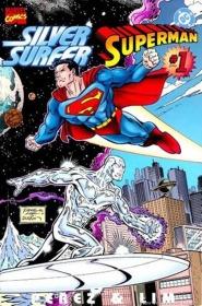 P00006 - Marvel vs DC - Silver Surfer & Superman.howtoarsenio.blogspot.com