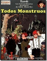 P00007 - Tardi - Adele Blanc Sec  - Todos Monstruos.howtoarsenio.blogspot.com #7