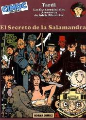 P00005 - Tardi - Adele Blanc Sec  - El Secreto de la Salamandra.howtoarsenio.blogspot.com #5