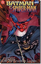 P00003 - Marvel vs DC - Batman & Spiderman.howtoarsenio.blogspot.com
