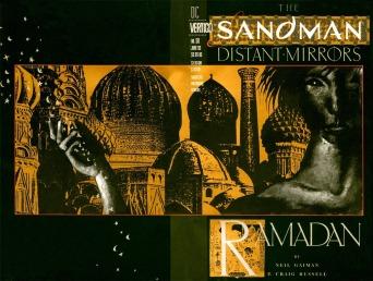 P00008 - The Sandman  - Fábulas y reflejos II.howtoarsenio.blogspot.com #50
