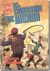 P00058 - 58 - El Corsario de Hierro howtoarsenio.blogspot.com #58