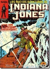 P00018 - Indiana Jones nº18 .howtoarsenio.blogspot.com